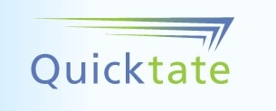 Quicktate logo - best transcription companies that hire beginners