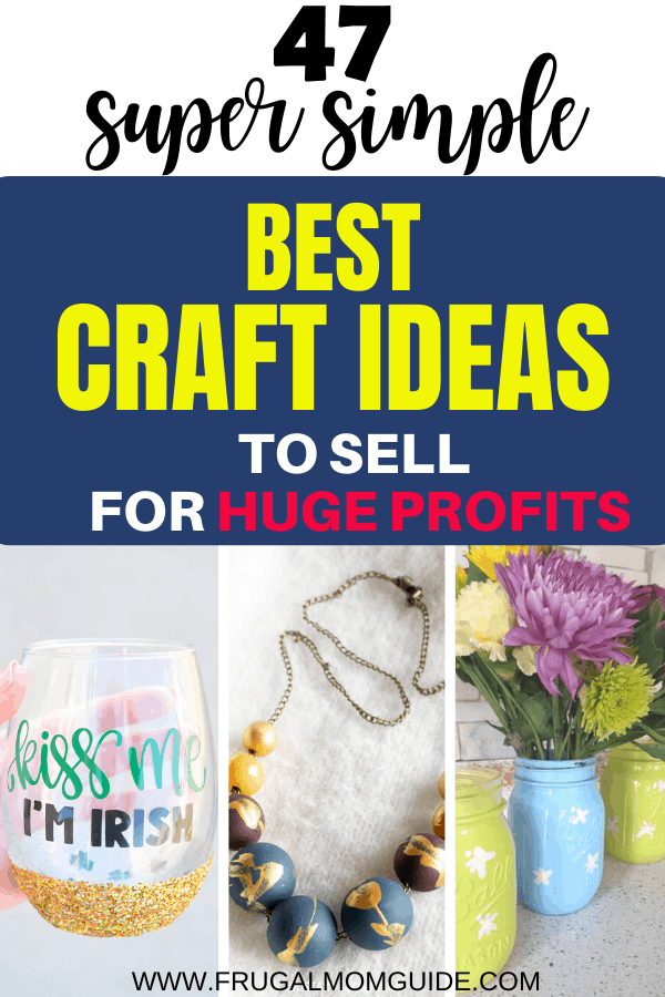 Hot Craft Ideas To Sell 47 Most Profitable Crafts In 2020