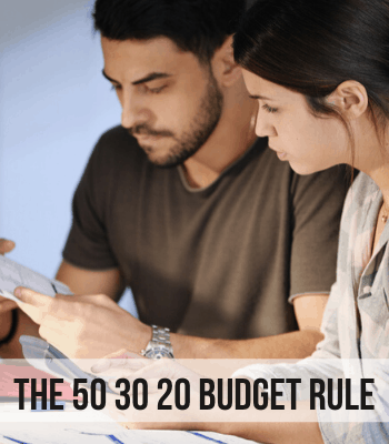 50 30 20 Budget with Examples (Free Budget Spreadsheet & Printables)