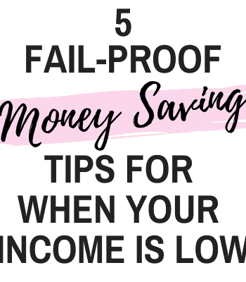 5 Tips to Save on a Small Salary (How to Save Money from your Salary Every Month)