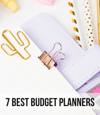 best budget planners feature