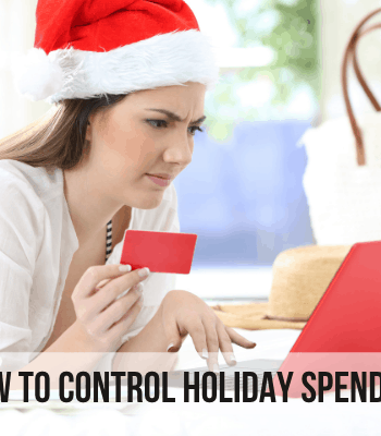 holiday spending feature