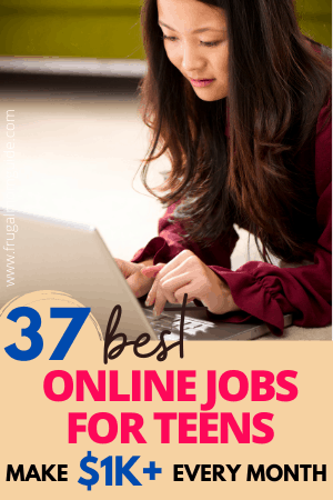 37 Legit Online Jobs For Teens That Pay High In 2021