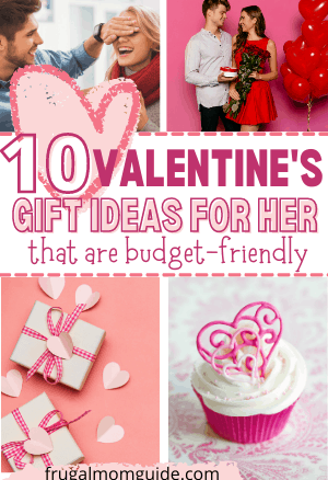 10 Budget-Friendly Valentine's Day Gifts for Her
